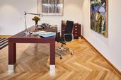 Schreibtisch Kirschbaum