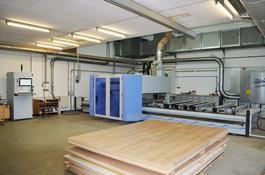 5 Achs CNC Maschine